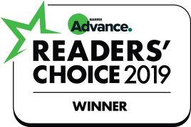 Reader's Choice Award 2019