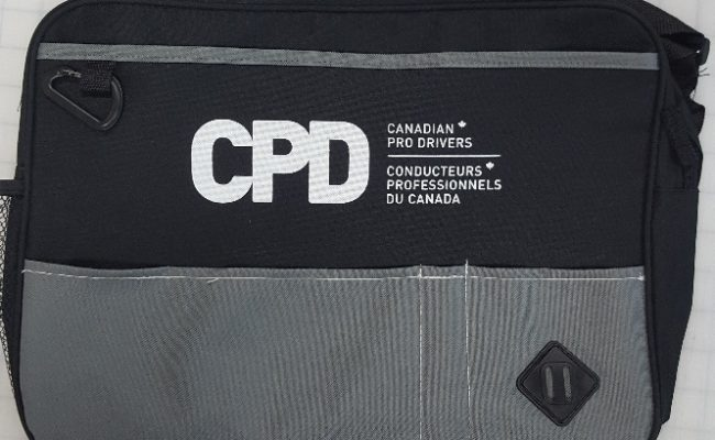 CPD Convention Bag