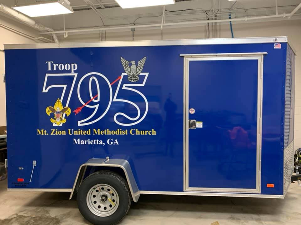 Troup 795 Trailer