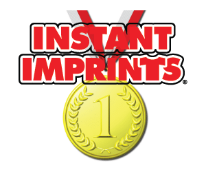 Instant Imprints Ranked #1 Franchise in Embroidery and Screen Printing