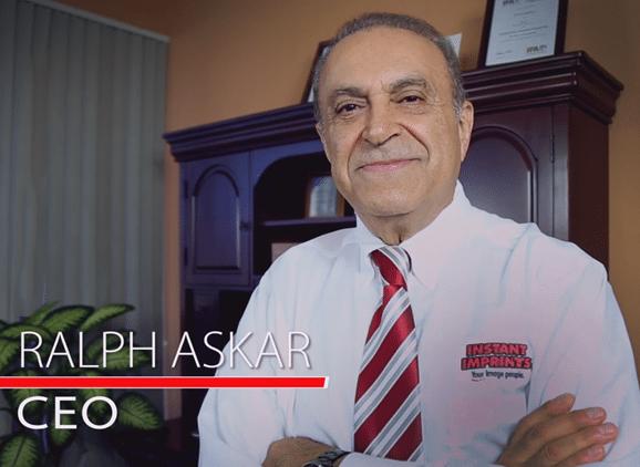 Ralph Askar, President and CEO