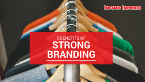 Benefits of Strong Branding Infographic
